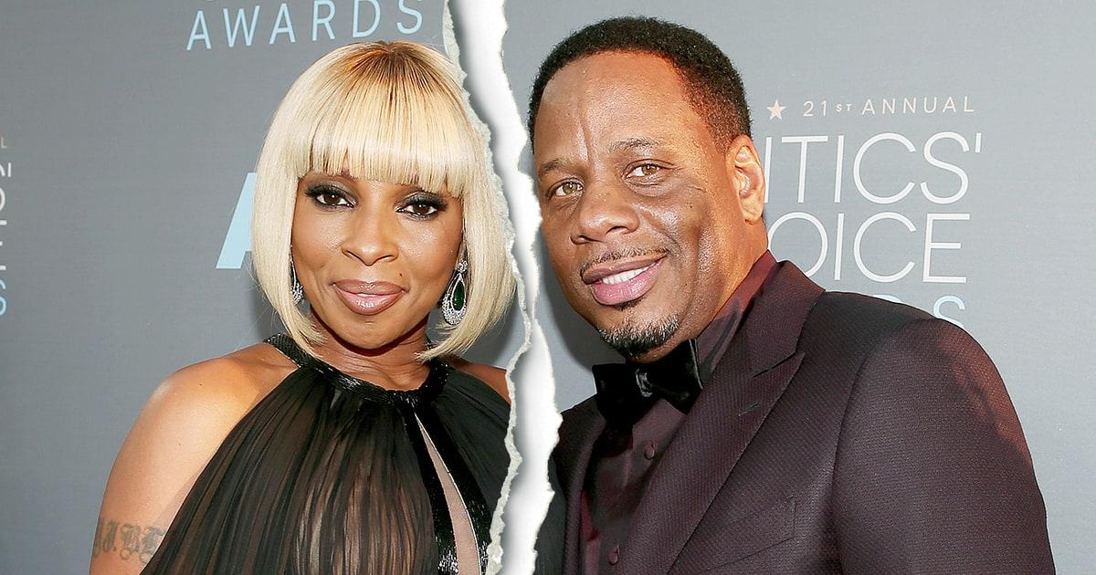 Mary J. Blige's Estranged Husband Seeks Spousal Support